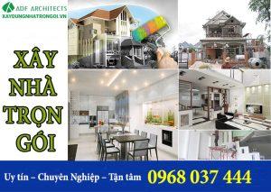 Dịch vụ xây dựng nhà trọn gói tại Thái Nguyên tin cậy chuyên nghiệp