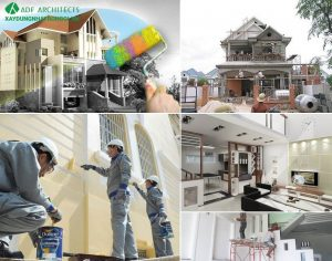 Dịch vụ xây nhà trọn gói tại Việt Trì đảm bảo tin cậy