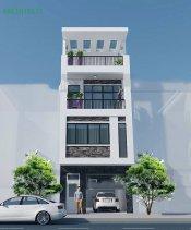 Xây Dựng Nhà Ống 4 Tầng Cho Anh Tiến – Thanh Trì, Hà Nội