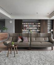 Mẫu thiết kế nội thất chung cư hiện đại – 09