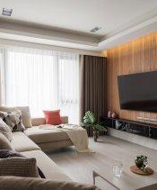 Mẫu thiết kế nội thất chung cư hiện đại – 08