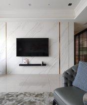 Mẫu thiết kế nội thất chung cư hiện đại – 07