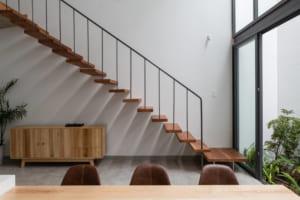 Thiết kế bậc cầu thang