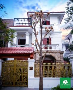 Công trình nhà anh Tân - An Khánh