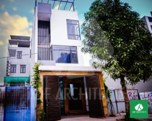 Xây dựng trọn gói Hà Nội căn hộ chị Ngọc