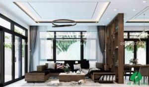 Phòng khách cho không gian nhỏ